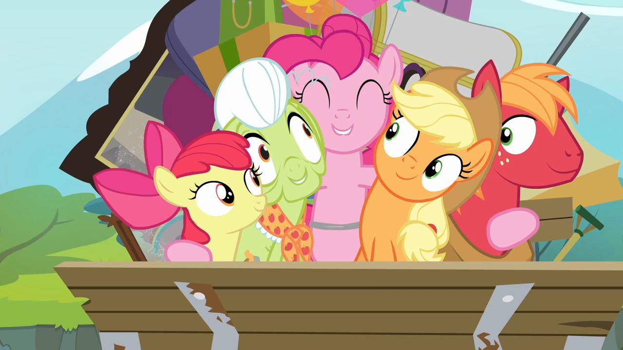 "A.T.D.I.: My Little Pony: Friendship is Magic ""Pinkie"