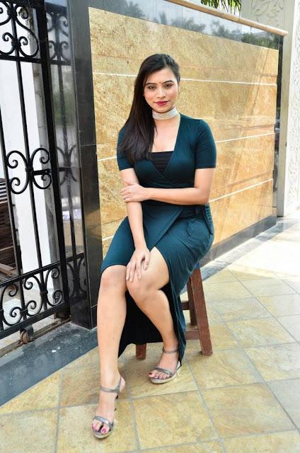 Priyanka Raman Stills At Singar Lifestyle Expo Launch