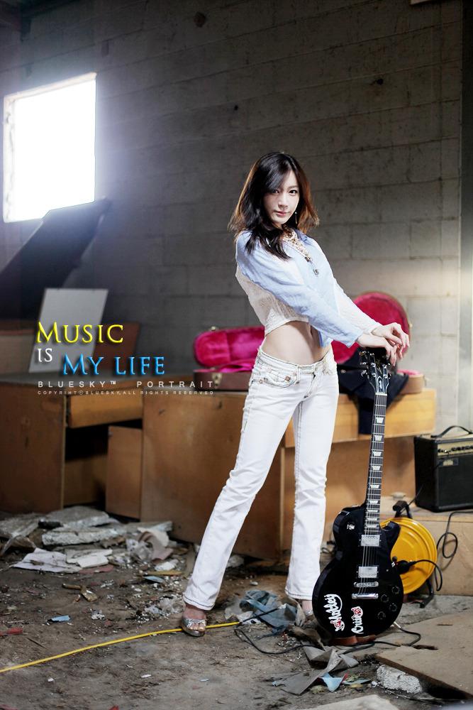 xxx nude girls: Han Ji Eun