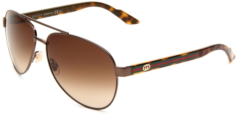 91d03b201be8 Gucci Aviators Sunglasses