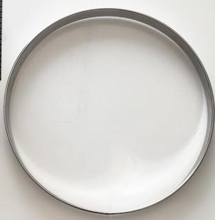 Cercle à tarte 28 cm