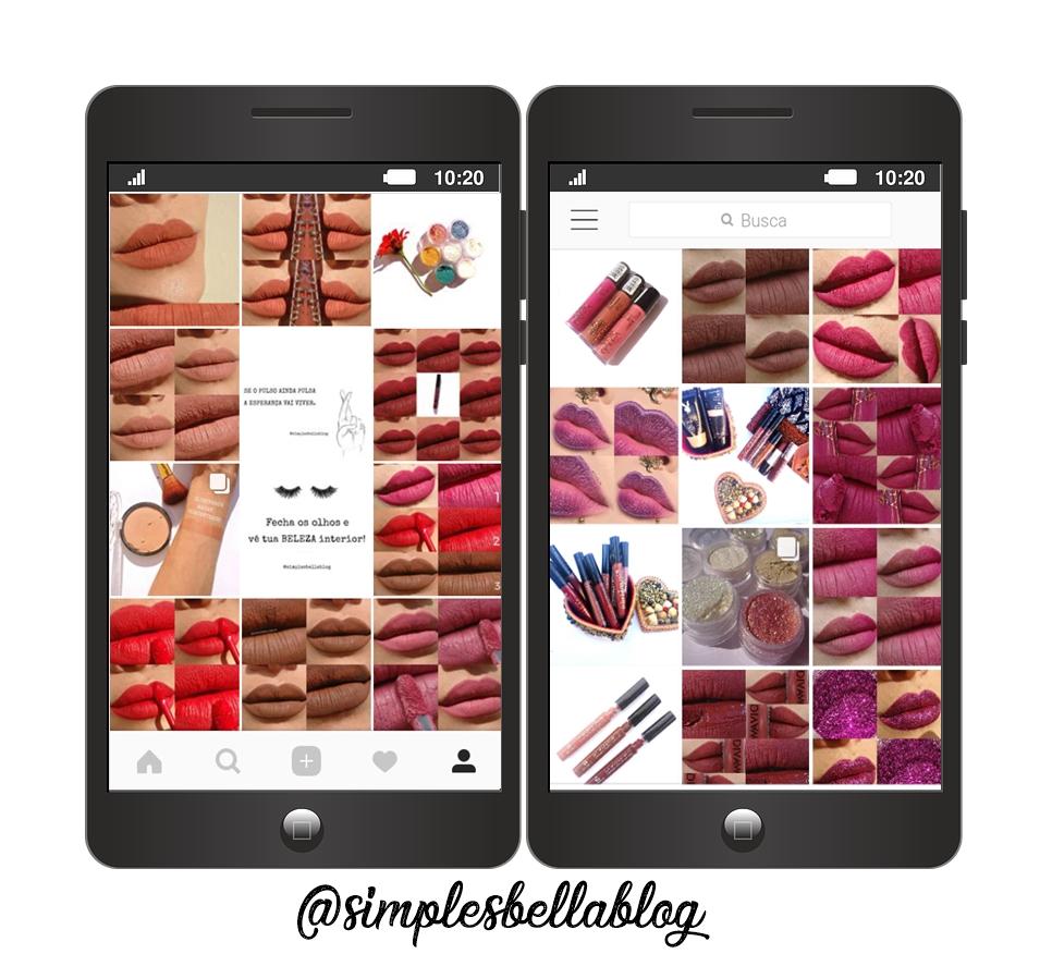 Como organizar o feed do Instagram; como editar fotos para o Instagram; como ganhar mais seguidores no Instagram.