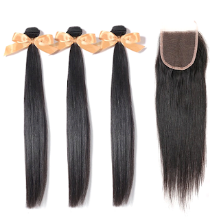 http://www.besthairbuy.com/3-bundles-straight-brazilian-virgin-hair-300g-with-4-4-straight-free-part-lace-closure.html