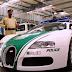 Gudang Penyimpanan Supercar Kepolisian Dubai