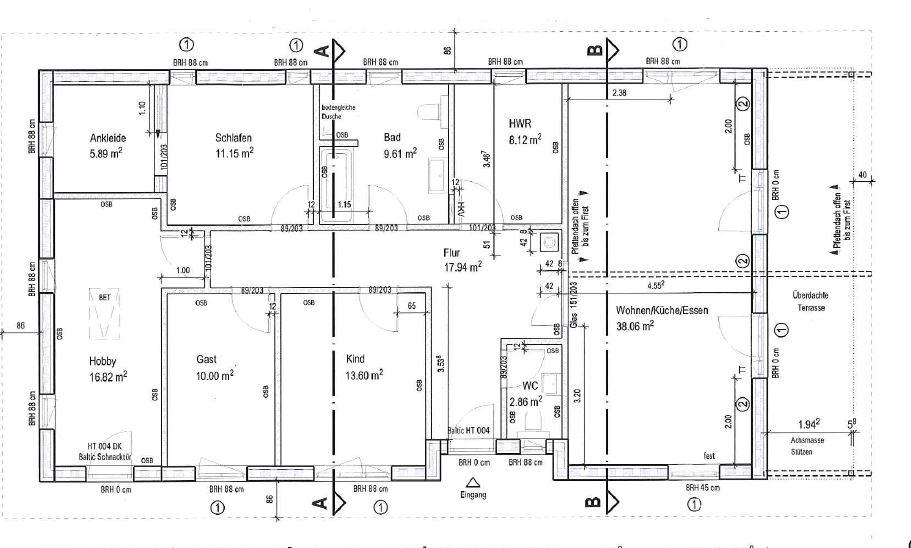 unser traum vom holzhaus bautagebuch baublog das haus. Black Bedroom Furniture Sets. Home Design Ideas