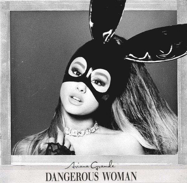 "Ariana Grande reveló la portada de ""Dangerous Woman"""