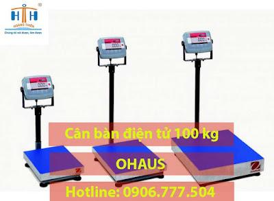 cân bàn điện tử Ohaus