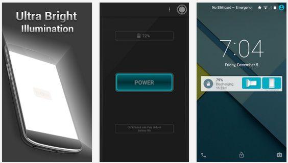 Inilah 7 Aplikasi Senter Flashlight Terbaik Di Android