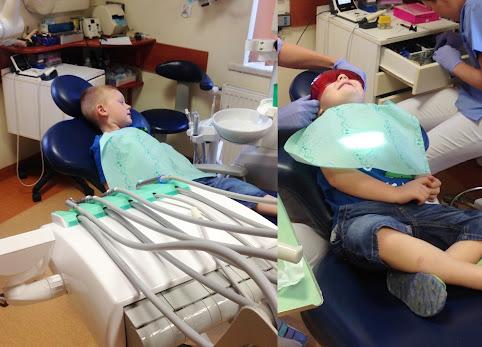 Pierwsza wizyta u dentysty. Dziecko u stomatologa. Jak przekonać dziecko do wizyty u dentysty. Leczenie mleczaków. Dentysta dziecięcy Wadowice.