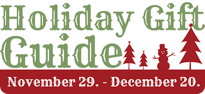 Holiday Gift Guide 2013 Sign Up!