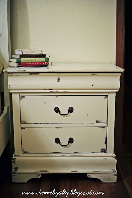 Home By Ally: Master Bedroom Furniture REDO