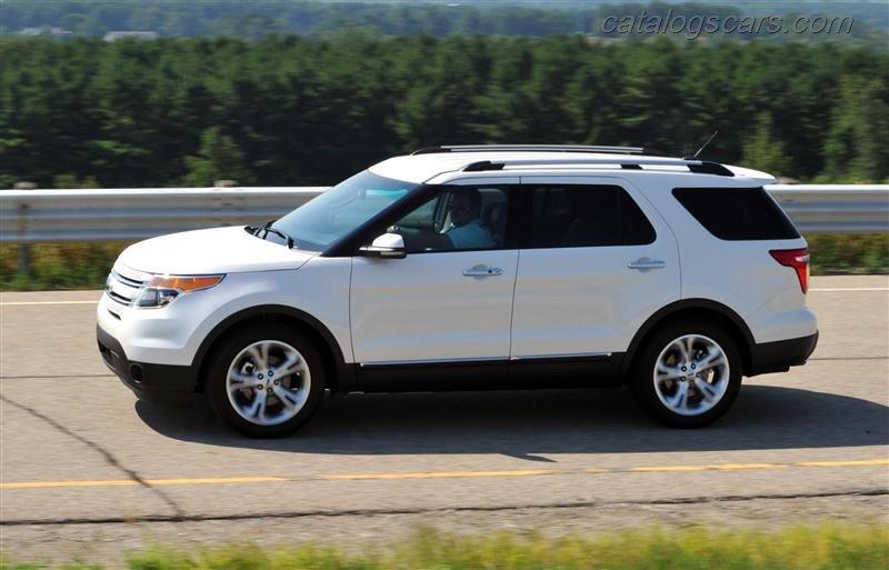 صور سيارة اكسبلورر 2013 - اجمل خلفيات صور عربية اكسبلورر 2013 -Ford Explorer Photos Ford-Explorer-2012-09.jpg
