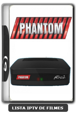 Phantom Rio 2 Nova Atualização SKS 107.3w ON V1.058 - 30-12-2019