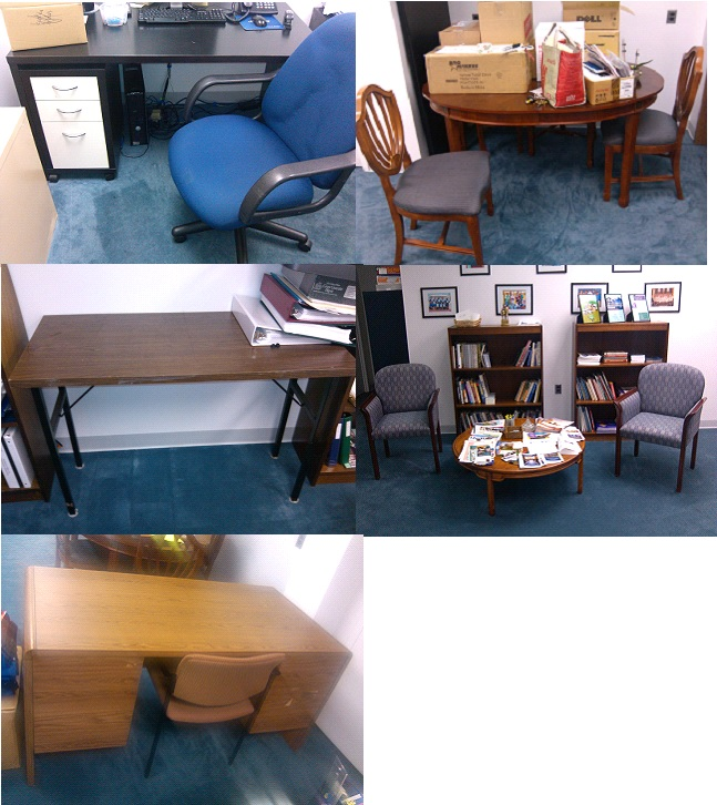 susie's budget and policy corner: office furniture donation