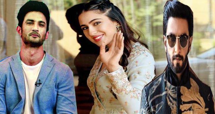 sara ali khan- back to bollywood