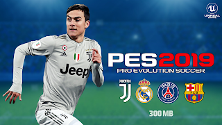 PES 2019 Lite 300 MB Android Offline New Transfer Update English Version