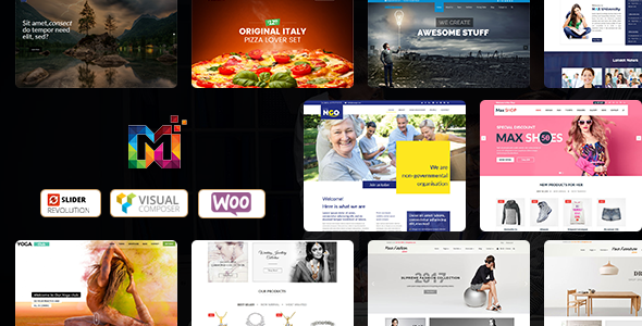 5 Premium Wordpress Theme For Free July 2018