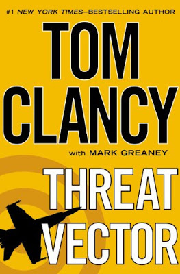 Threat Vector by Tom Clancy - book cover