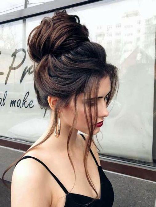 Model Rambut Panjang Wanita kedelapan