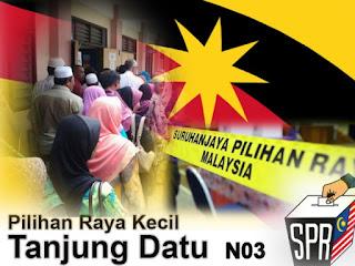 Pemujur atur PRK Tanjong Datu dipuji Chairman SPR