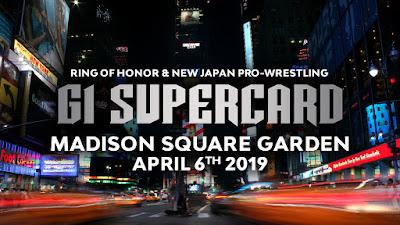 Az ROH és a NJPW közös gálát rendez a Madison Square Gardenben