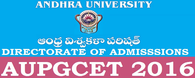 AUCET,Counselling dates,Certificates verification process,AUPGCET