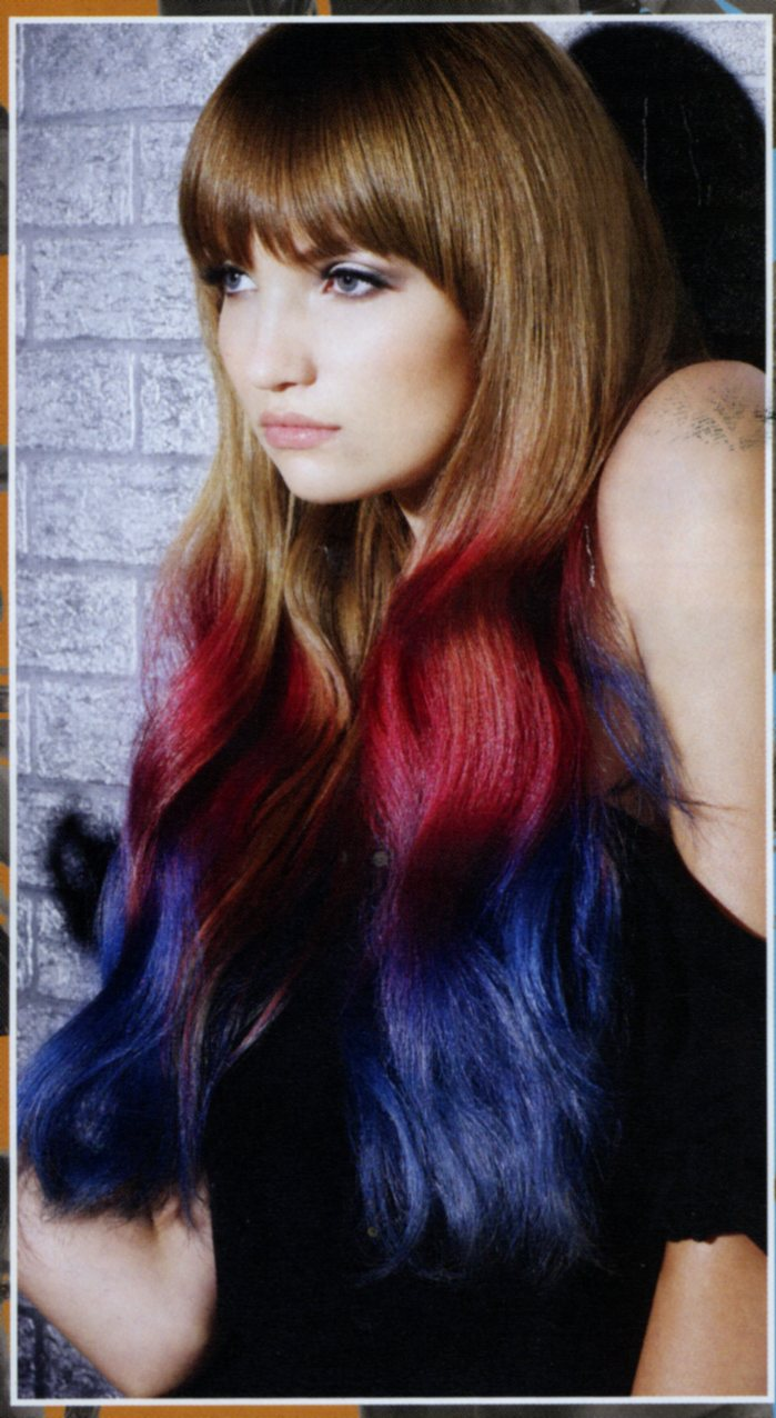 Chalk It Up To Hair Semi Permanent Color Perfect For Tweens Or