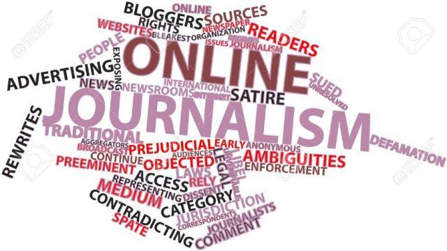 Karakteristik Jurnalistik & Media Online