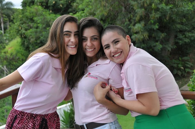 16/12, 8h - Perucaço na Paulista: ONG presenteia pacientes com câncer em parceria com a Luminus