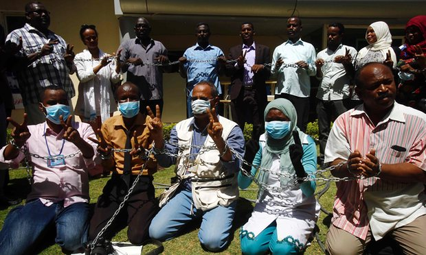 Sudan, journalist hunger strike, Al-Tayyar, SumRando Cybersecurity, VPN, Secure Messenger