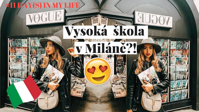 Na skok v Miláně |  VLOG