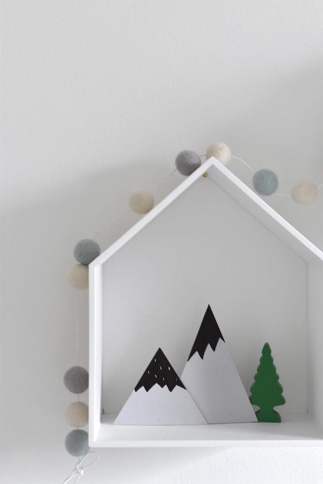 Mountain-nursery-decor