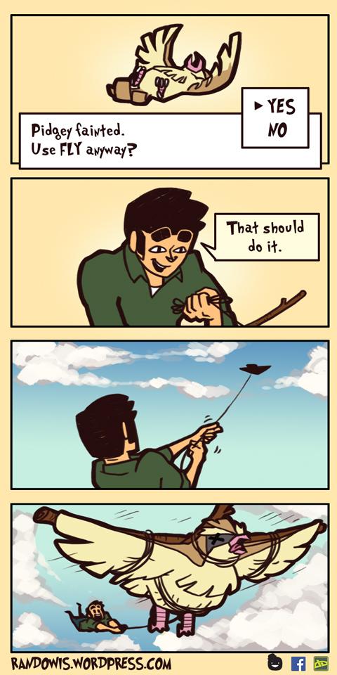 pokemon comics hilarious images