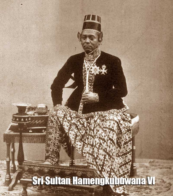 Foto Sri Sultan Hamengkubuwana VI