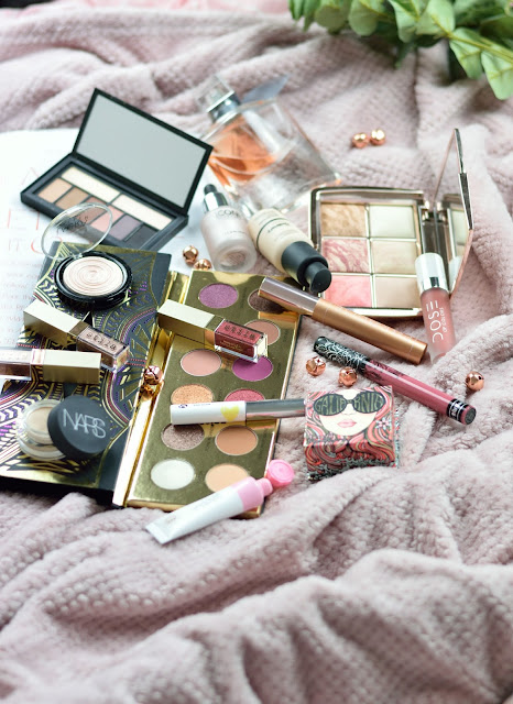 beauty - makeup mess - luxury cosmetics