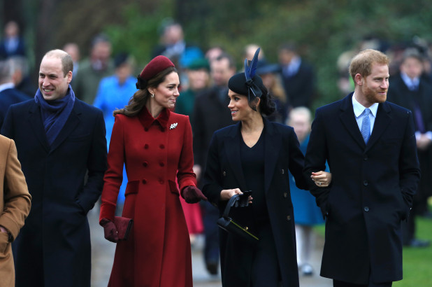 Meghan Markle and Prince Harry unfollow Kate Middleton, Prince William on Instagram