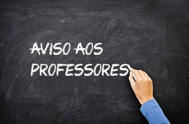 Escolha de professores Admitidos em Caráter Temporário