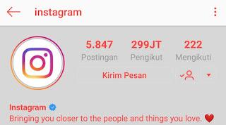 Cara Membuat Profil Biodata Instagram Menjadi Lebih Keren dan Menarik