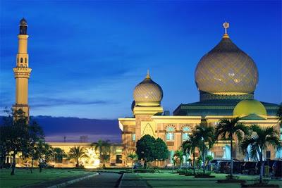 masjid senapelan pekanbaru