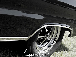 Plymouth Belvedere GTX Rear Fender Skirt