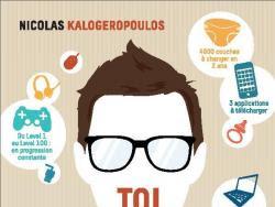 Toi, le (futur) papa geek - Nicolas Kalogeropoulos
