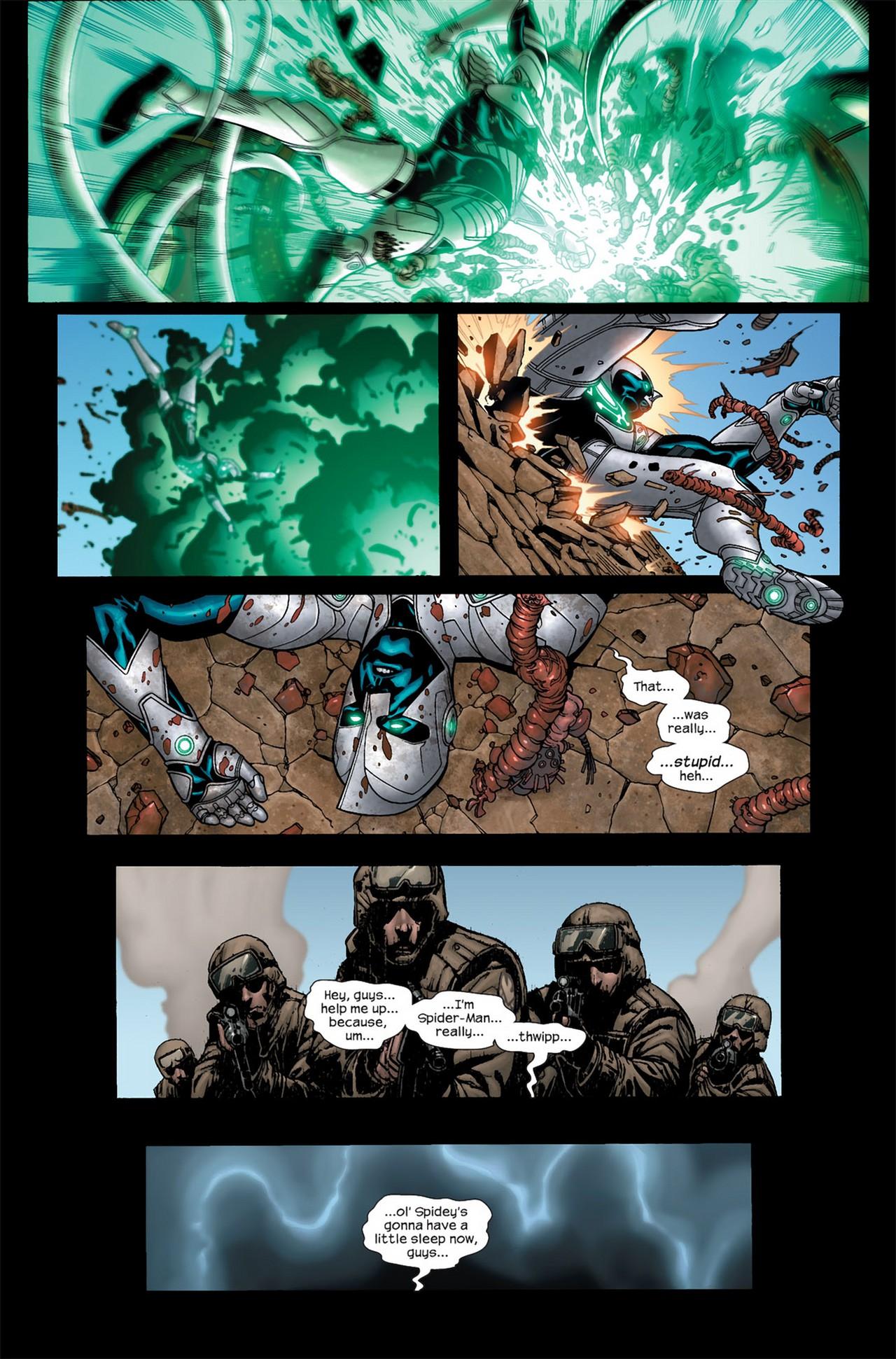 Read online Ultimate Secret comic -  Issue #2 - 6