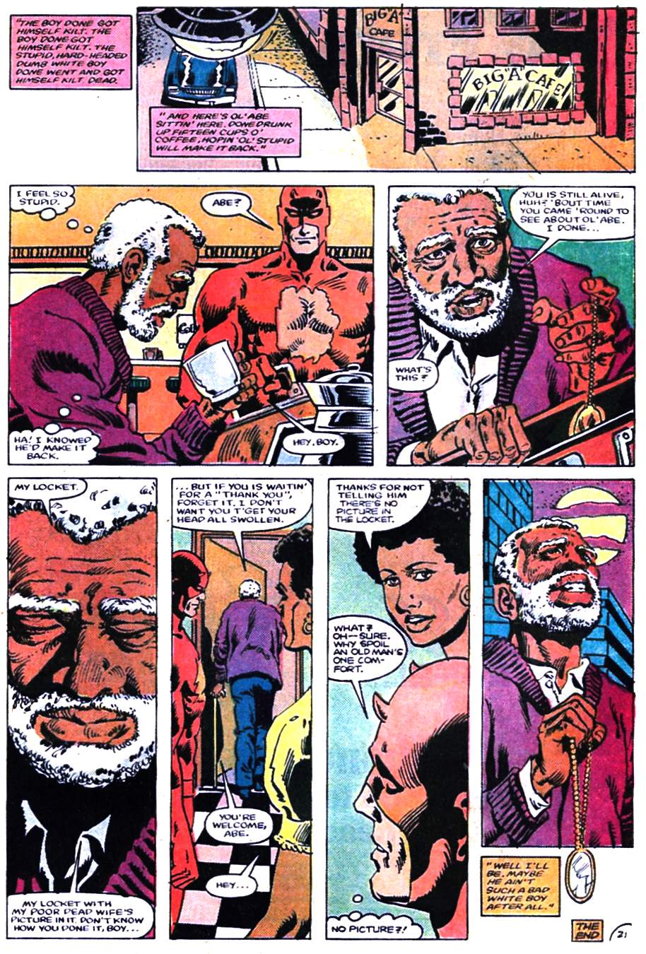 Daredevil (1964) 224 Page 21