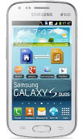 Samsung Galaxy S Duos GT-S7562 Ice Cream Sandwich 4.0 Android Rom