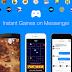 Facebook Messenger-ում հայտնվել են «Ակնթարթային խաղեր»