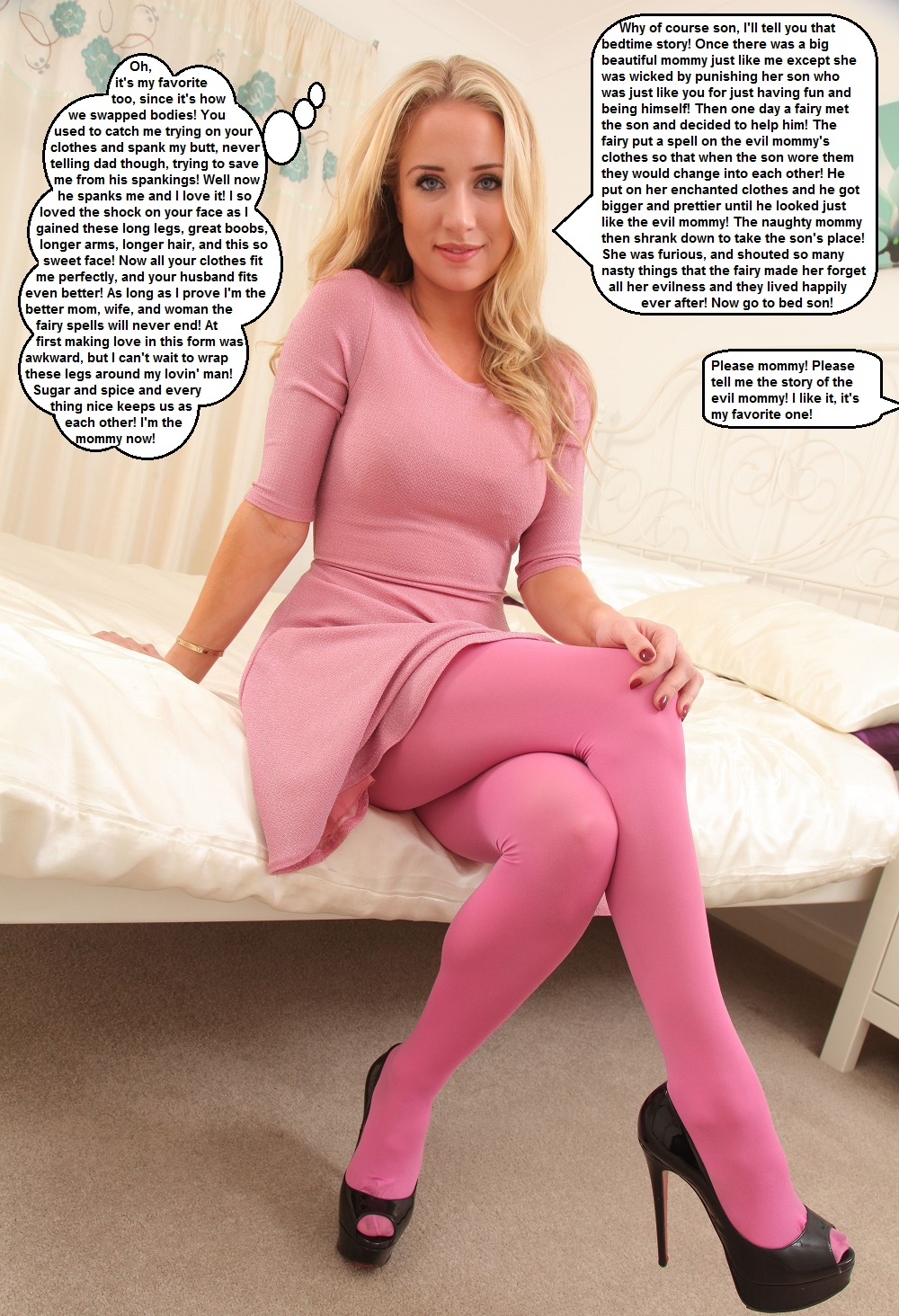 Stories Pantyhose 79
