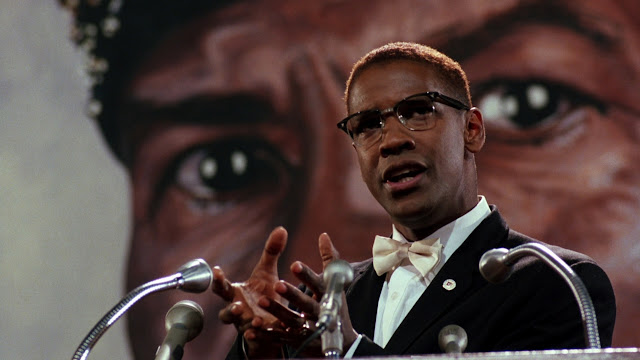 Spike Lee's Malcolm X, Denzel Washington