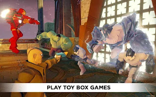 Disney Infinity 2.0 Preview 3