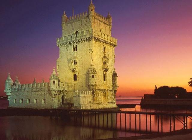 Como chegar à Torre de Belém em Lisboa