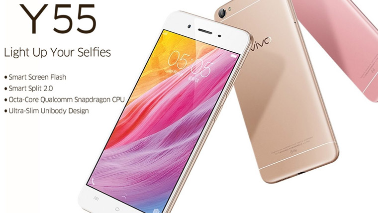 Review Spesifkasi Vivo Y55: Smartphone Murah 2 Jutaan